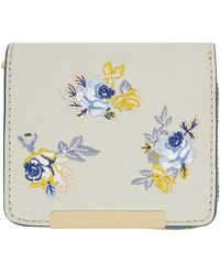 Accessorize - Eloisa Embroidered Wallet - Lyst