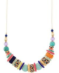 Accessorize - Hawaii Rings Necklace - Lyst