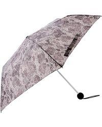Accessorize - Kimmy Snake Superslim Umbrella - Lyst