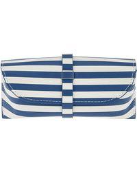 Accessorize - Stripe Wrap Sunglasses Case - Lyst