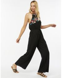 Accessorize - Embroidered Jumpsuit - Lyst