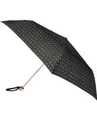 Accessorize - Spotty Dotty Superslim Umbrella - Lyst