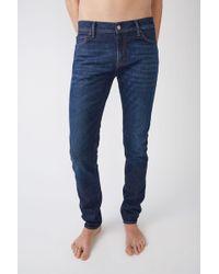 Acne Studios - Skinny Fit Jeans - Lyst