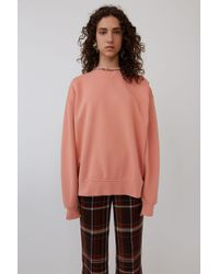 Acne Studios - Yana As Rib light Pink - Lyst