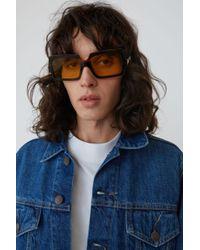 Acne Studios - Denim jacket - Lyst