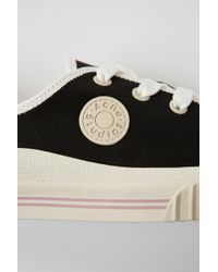 Lyst - Baskets patinées Manhattan Acne Studios en coloris Blanc 81a109b359e