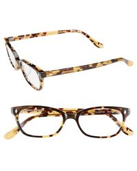 Corinne Mccormack - 'cyd' 50mm Reading Glasses - Lyst