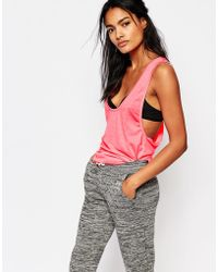 Stitch & Pieces - Low Lounge Top - Lyst