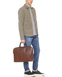 Marc By Marc Jacobs - Classic Leather Briefcase - Lyst