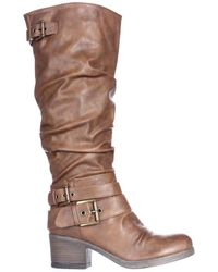 Carlos By Carlos Santana   Carlos Carlos Santana Claudia Knee-high Boots   Lyst