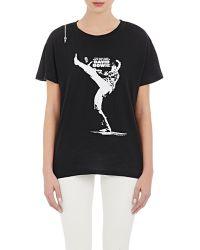 R13 | David Bowie boy T-shirt | Lyst