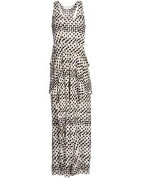 Thakoon Addition Long Dress - Lyst