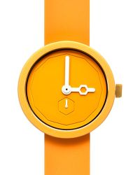Aark Collective Classic Yolk Watch yellow - Lyst