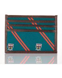 Polo Ralph Lauren Silk Tie Card Case - Lyst