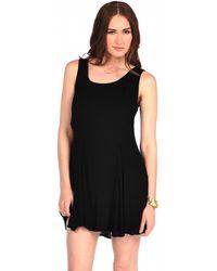 Blu Pepper | Raven Mini Dress | Lyst