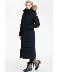 Canada Goose chateau parka outlet authentic - Canada goose Kensington Parka With Coyote Fur Trim in Green ...
