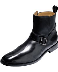 Cole Haan Lionel Leather Jodhpur Boot - Lyst