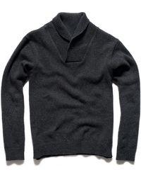 Kaufmann Mercantile Wool Pullover Sweater gray - Lyst