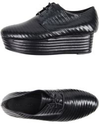Vic Matie' Lace-Up Shoes - Lyst