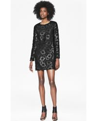 French connection Daisy Lace Dress - Lyst