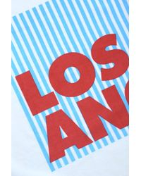 Urban Outfitters Sisters Of La Los Angeles Beach Towel - Lyst
