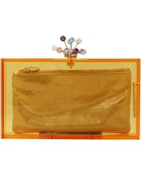 Charlotte Olympia Abstract Pandora - Lyst