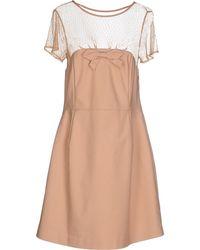 Scee By Twin-set | Short Dress | Lyst