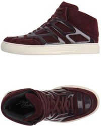 Alejandro Ingelmo High Tops Trainers - Lyst