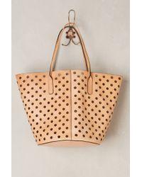 Rachel Comey Window Box Leather Tote - Lyst