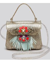 Furla Mini Bag - Candy Bon Bon Mini Fringe - Lyst