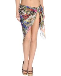 Leitmotiv | multicolor Sarong | Lyst