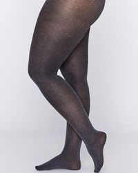 418bc064548c5 Addition Elle - Heathered Grey Tights - Lyst