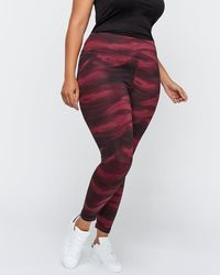 Addition Elle - Printed Legging - Nola - Lyst