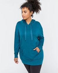 Addition Elle - French Terry Hooded Sweatshirt - Nola - Lyst