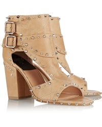 Laurence Dacade Deric Studded Leather Sandals - Lyst