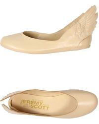 Jeremy Scott for adidas - Ballet Flats - Lyst