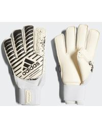 adidas - Classic Fingersave Gloves - Lyst