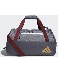815df7bd761b Lyst - Adidas Diablo Small Duffel Bag in Pink for Men
