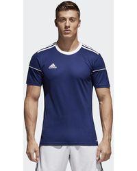 adidas Camiseta Squadra 17 - Azul
