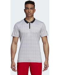 adidas - Barricade Poloshirt - Lyst