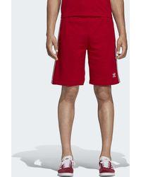 adidas - 3-Streifen Shorts - Lyst