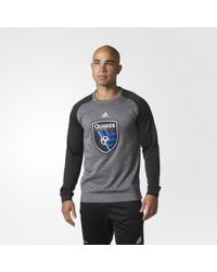 adidas - San Jose Earthquakes Ultimate Crew - Lyst