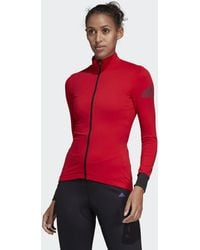 adidas - Climaheat Cycling Winter Jersey - Lyst
