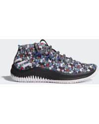 best service e0abd 46569 adidas - Dame 4 Camp Shoes - Lyst