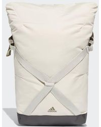 f89d03f069 Lyst - adidas Z.n.e. Backpack in White