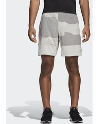 adidas - Short 8-Inch 4KRFT Tech Camouflage Graphic - Lyst