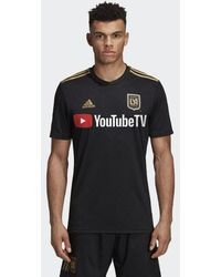 adidas - Los Angeles Fc Home Jersey - Lyst