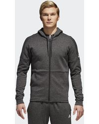 f85588ded121 adidas Sereno 14 Presentation Poly Tracksuit Black light Grey in ...