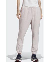 aaee05a83 Pantalones de chándal y joggers adidas de mujer desde 28 € - Lyst
