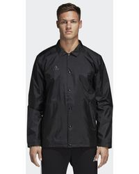 96a946ec35dc Lyst - adidas X Paul Pogba Tango Bomber Jacket in Brown for Men